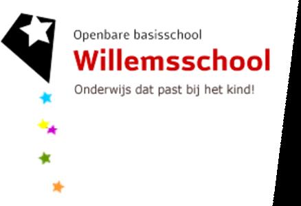 Afbeeldingsresultaat voor willemsschool monster logo